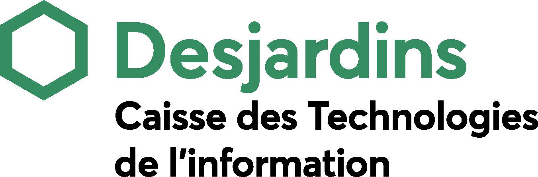 Logo Caisse Desjardins - Caisse des Technologie de l'information